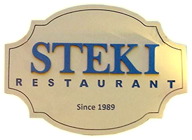 STEKI RESTAURANT Logo hellas